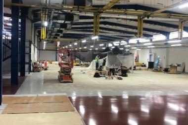 Warehouse Refurbishment